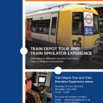 Willesden Junction Train Depot & Train Simulator Experience