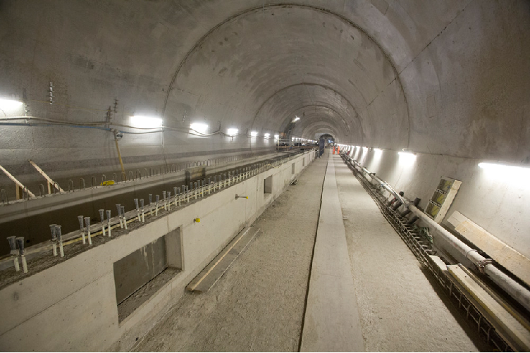 Crossrail/ Bechtel – Site visit around Crossrail's Farringdon Station