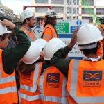 Bechtel/ Crossrail – Bring Your Child to Work Day