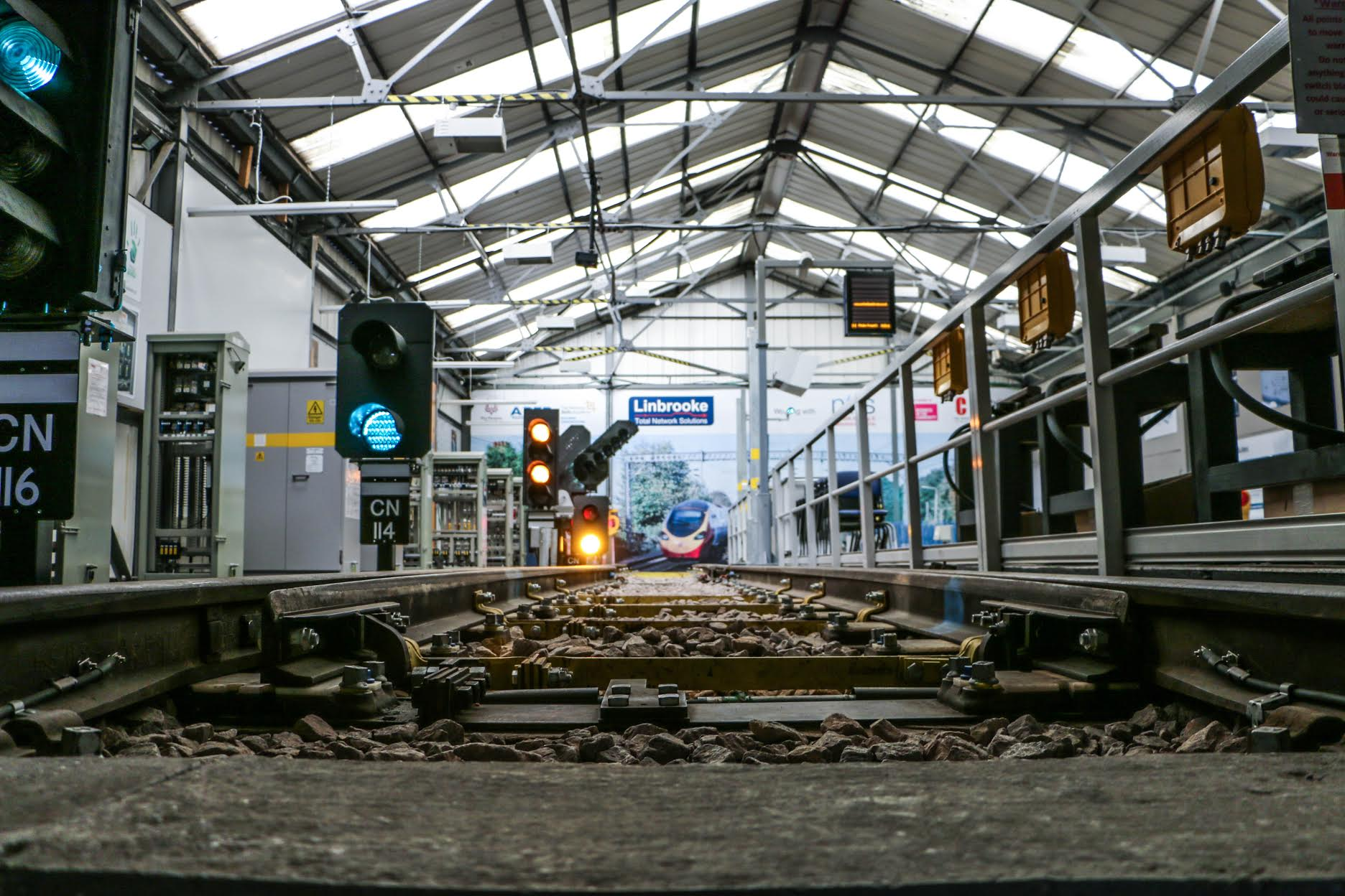 Hands-on Railway Experience at NTRS
