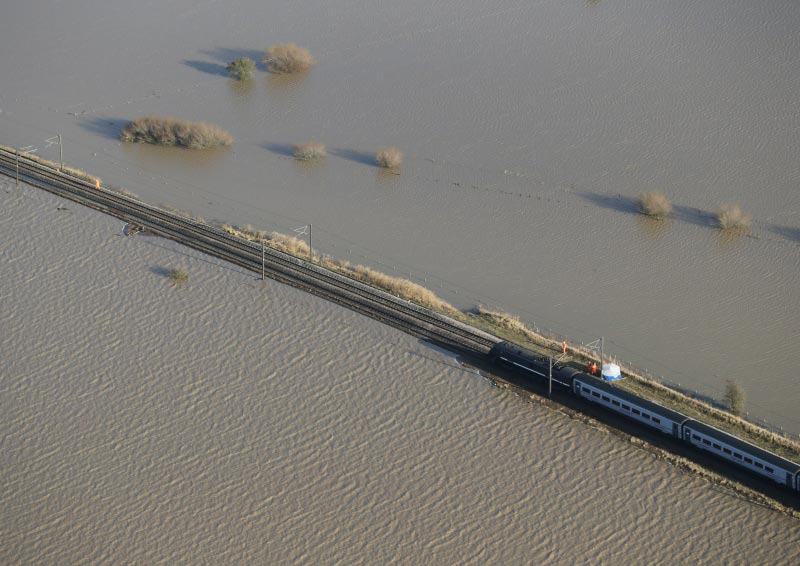 Lunchtime webinar: Climate Communication and the Railways