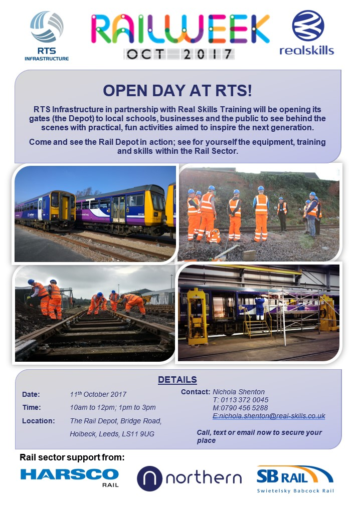 RTS Depot Open Day