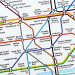 London Underground Virtual Treasure Hunt