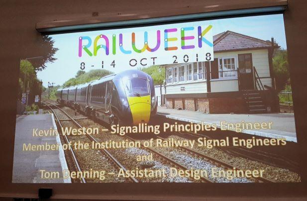 South Wiltshire UTC - Rail Systems presentation